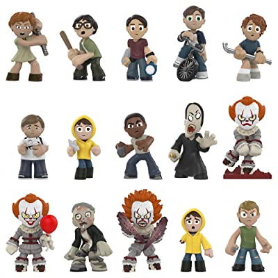 Funko Mystery Mini: Horror - It - One Mystery Collectible Figure, Multicolor: Toys & Games