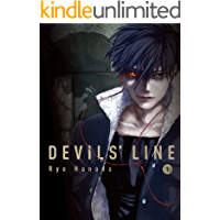 Devils' Line Vol. 1 book cover