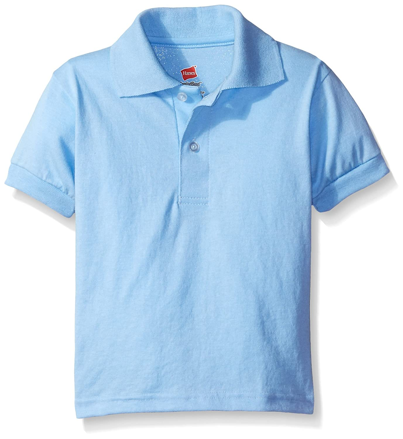 Hanes Big Boys' Short Sleeve Eco Smart Sport Shirt Hanes - Boys 8-20 O054Y