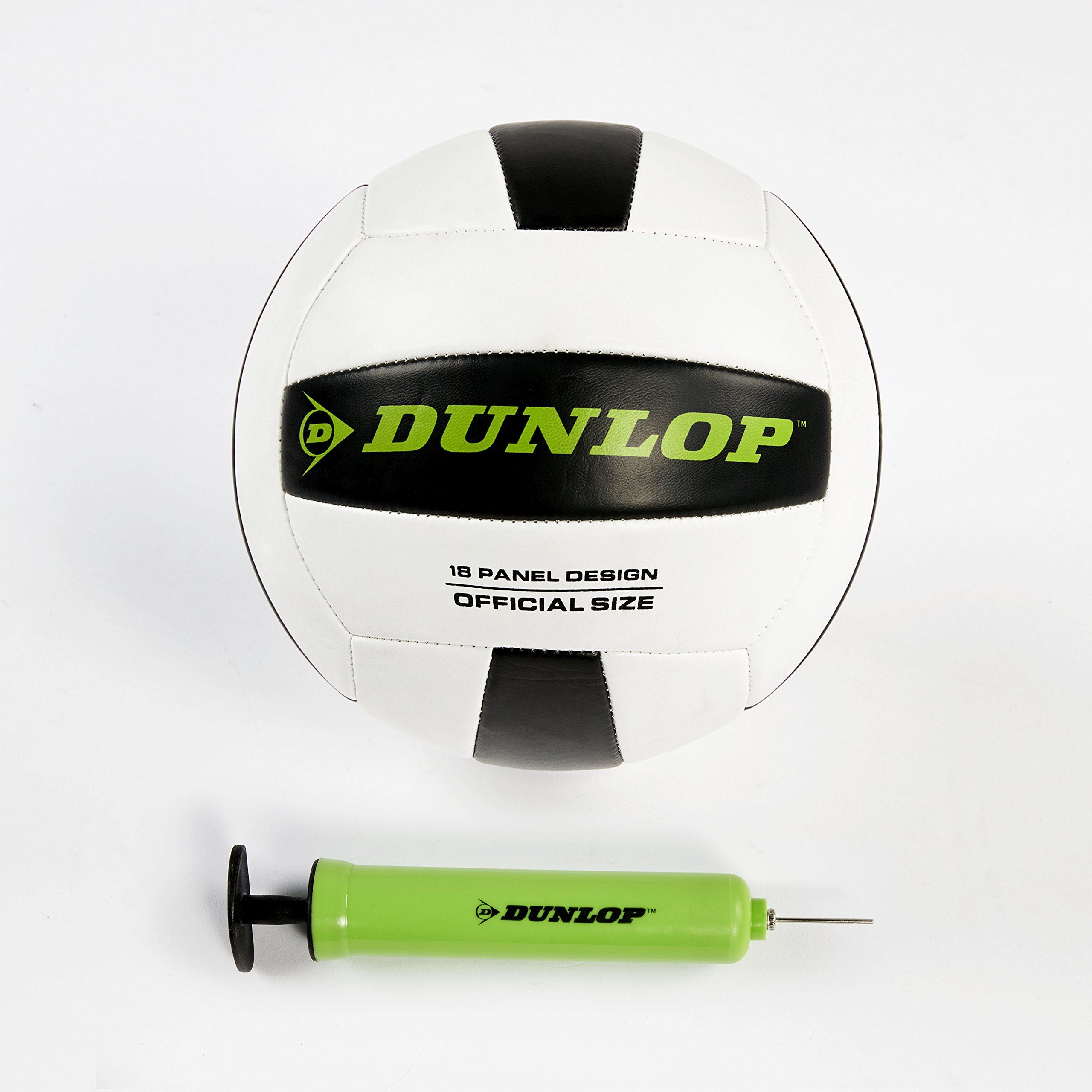 Dunlop Professional Volleyball Badminton Games: Classic Outdoor Lawn Game Set with Carry Bag by Dunlop (Image #11)