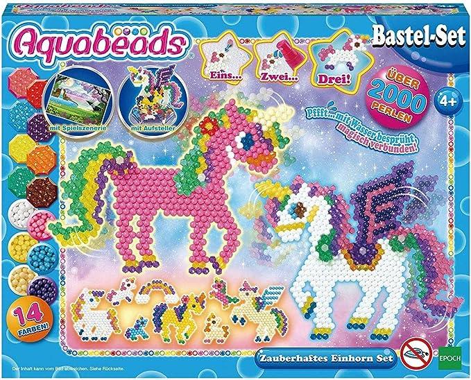 Aquabeads Unicornio, multicolor (Epoch Traumwiesen GmbH 31888) , color/modelo surtido: AQUABEADS: Amazon.es: Juguetes y juegos