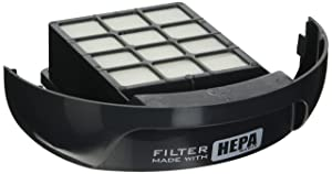 OEM Hoover HEPA Exhaust Filter with Tray for Elite Rewind, WindTunnel, Whole House 411018001