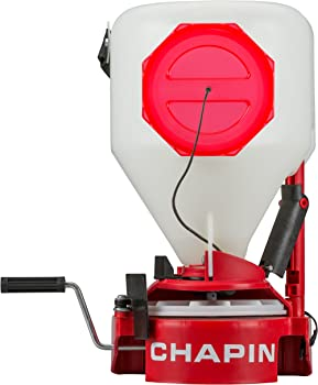 Chapin Chest-Mounted Grass Seed Spreader
