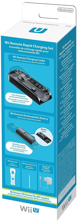 Nintendo Cargador Rápido para Mando Remoto De Wii: Amazon.es ...