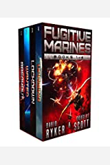 Fugitive Marines: Books 1-4 Kindle Edition