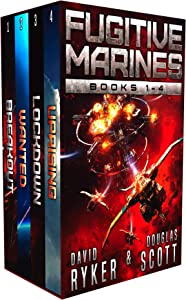 Sweepstakes: Fugitive Marines: Books 1-4