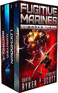 Sweepstakes: Fugitive Marines: Books 1-4