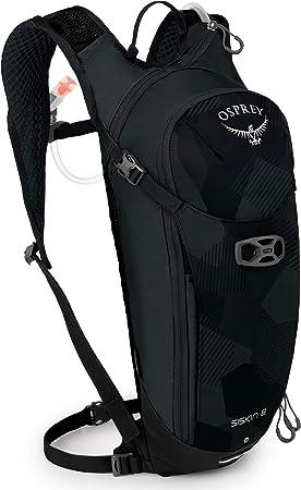 Osprey Siskin 8 Mens Hydration Pack with 2.5L Hydraulics™ LT ...