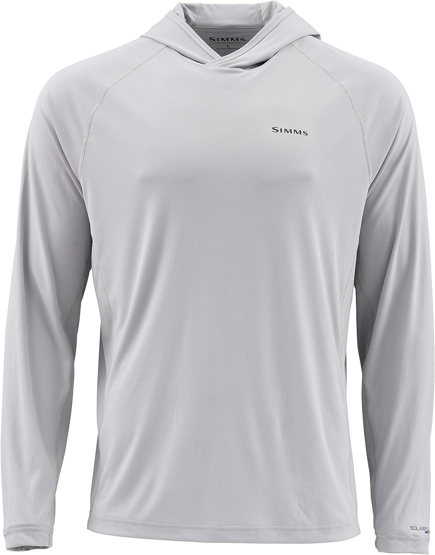 Sun Protection Hoodie Simms Solarflex UPF 50 Shirt