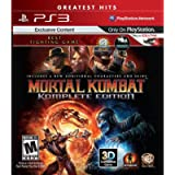 WB Games Mortal Kombat: Komplete Edition - Playstation 3