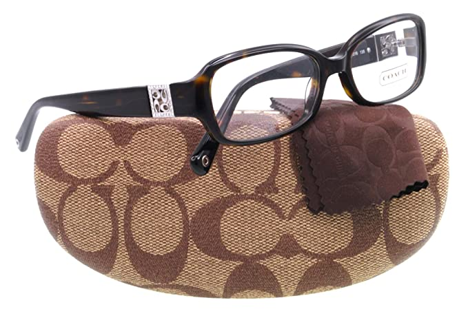 501e1cd268 Image Unavailable. Image not available for. Colour  Coach Gloria Eyeglasses  ...