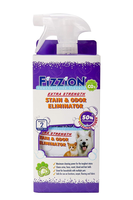 Amazon.com: Fizzion - Quitamanchas y olores para mascotas ...