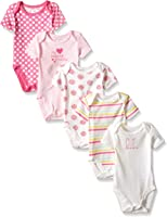 The Children's Place Baby Girls' Bodysuits (Pack of 5)