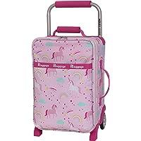 it luggage Kids' World's Lightest, Unicorn Repeat Print, 1 Piece