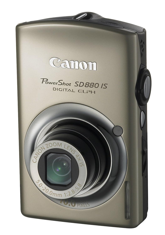 amazon com canon powershot sd880is 10mp digital camera with 4x rh amazon com Canon 7D Manual Canon A-1 User Manual in Print