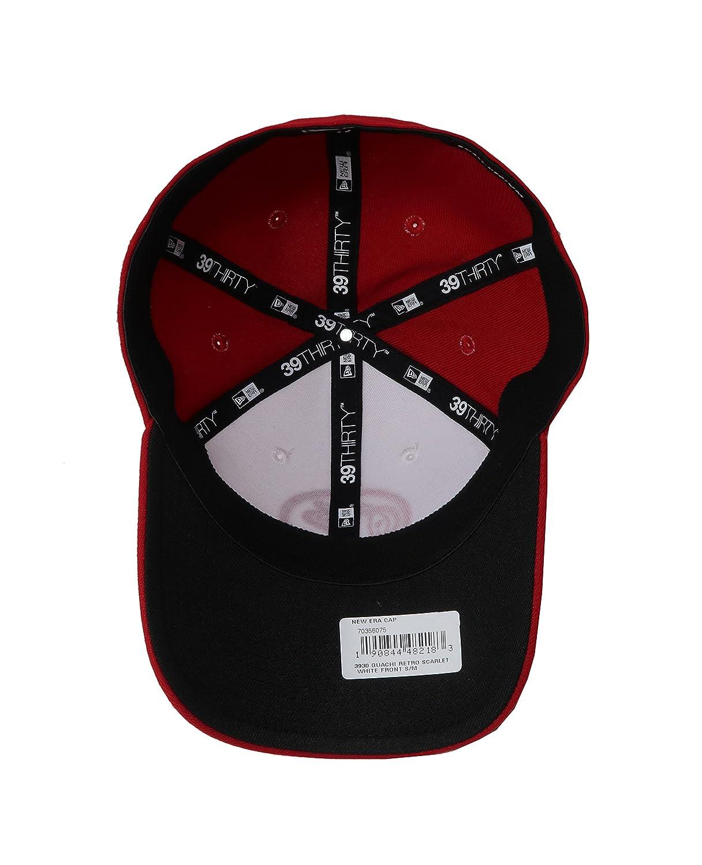Amazon.com: New Era 39Thirty Hat Chivas De Guadalajara Oficial Liga MX Soccer Flex Red/White Cap: Clothing