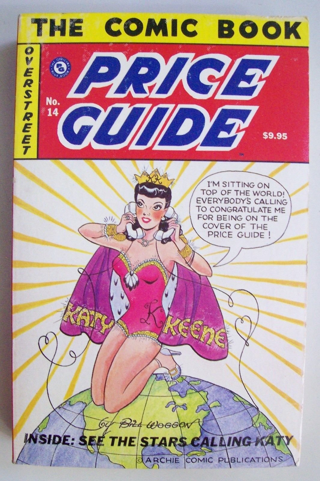 The Comic Book Price Guide No. 14, Overstreet, Robert M.