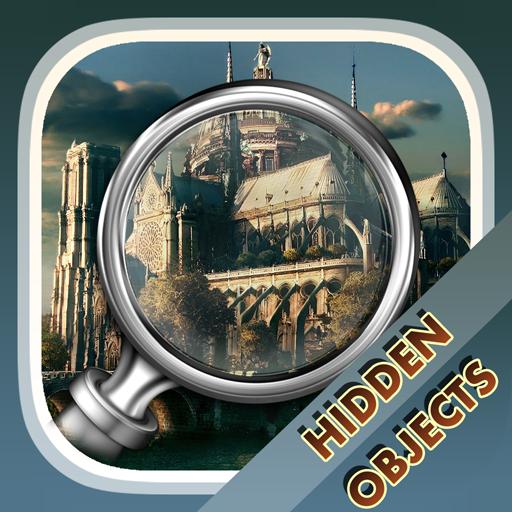 Hidden Object Game : Antique Garden