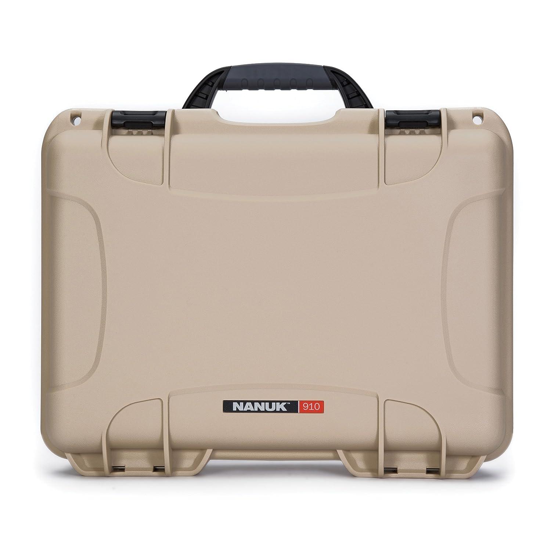 Nanuk 910 Waterproof Hard Case with Foam Insert - Black 910-1001