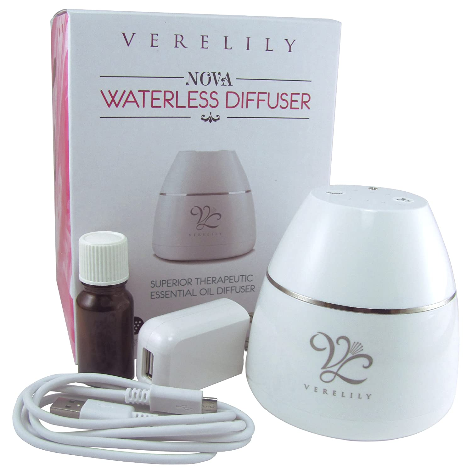 Aromatherapy Nebulizer Diffuser ~ Best nebulizing diffuser for essential oils