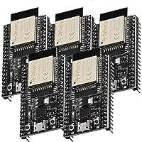 AZDelivery ESP32 Dev Kit C V4 NodeMCU WLAN WiFi Development Board kompatybilny z Arduino w tym e-Book! (Następca modułu…