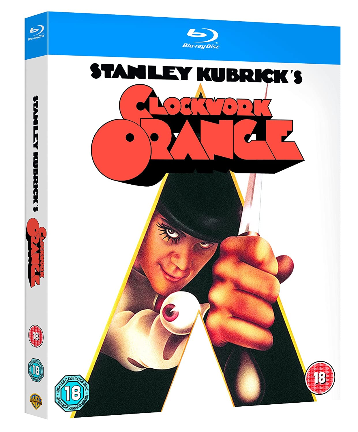 Clockwork Orange Special Edition Reino Unido Blu-ray: Amazon.es: A Clockwork Orange: Cine y Series TV