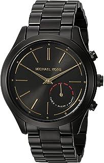 22943ff5debb Amazon.com  Michael Kors Men s Bradshaw Black Watch MK5550  Michael ...