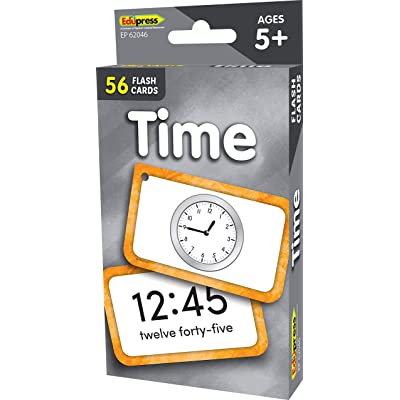Teacher Created Resources Time Flash Cards: Office Products