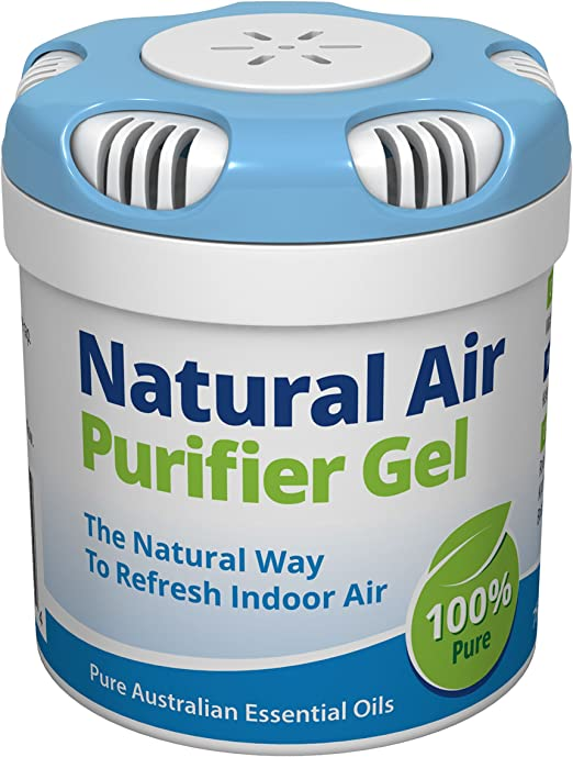 L.R.T Natural purificador de Aire Gel. Elimina Musty, viciado ...