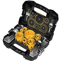Deals on DEWALT D180005 14 Piece Master Hole Saw Kit