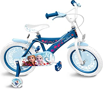 Stamp Sas-Frozen II Bike 16