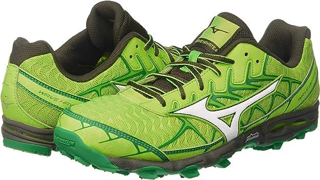 Mizuno Wave Hayate 4, Chaussures de Running Homme: