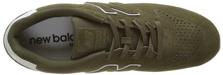 Donna    Uomo New Balance 996 Leather, scarpe da ginnastica Uomo Elaborazione fine Belle arti Aggiornamento tempestivo | Moda Attraente  ef9e0e