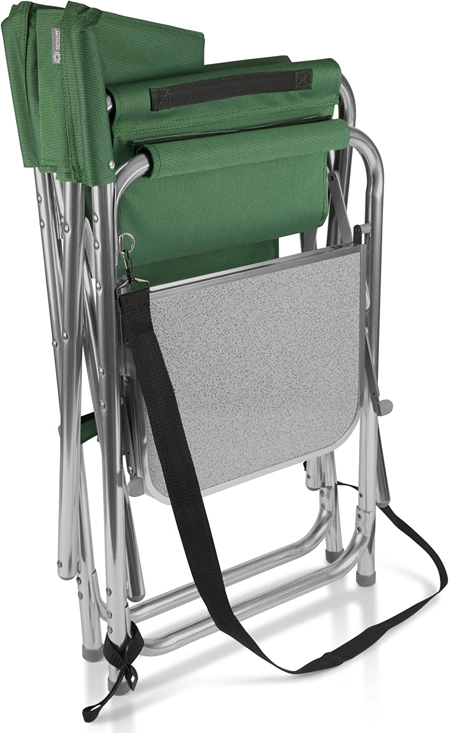 Hunter Green a Brand Portable Folding Sports Chair PICNIC TIME ONIVA