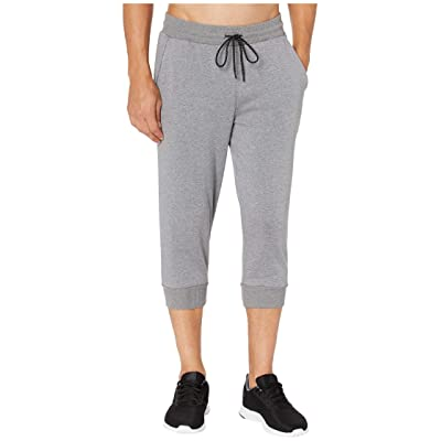 2(X)IST Terry Cropped Jogger at Women's Clothing store