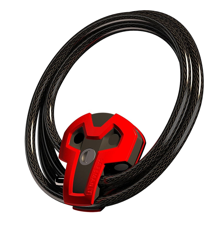 SAFEMAN Lock All-Round Bike Lock Bicycle Cycling U-Lock Chain Lock Cable Lock
