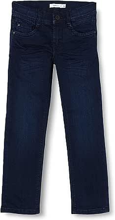 NAME IT Nmmryan Dnmcart Pant Camp Jeans para Niños