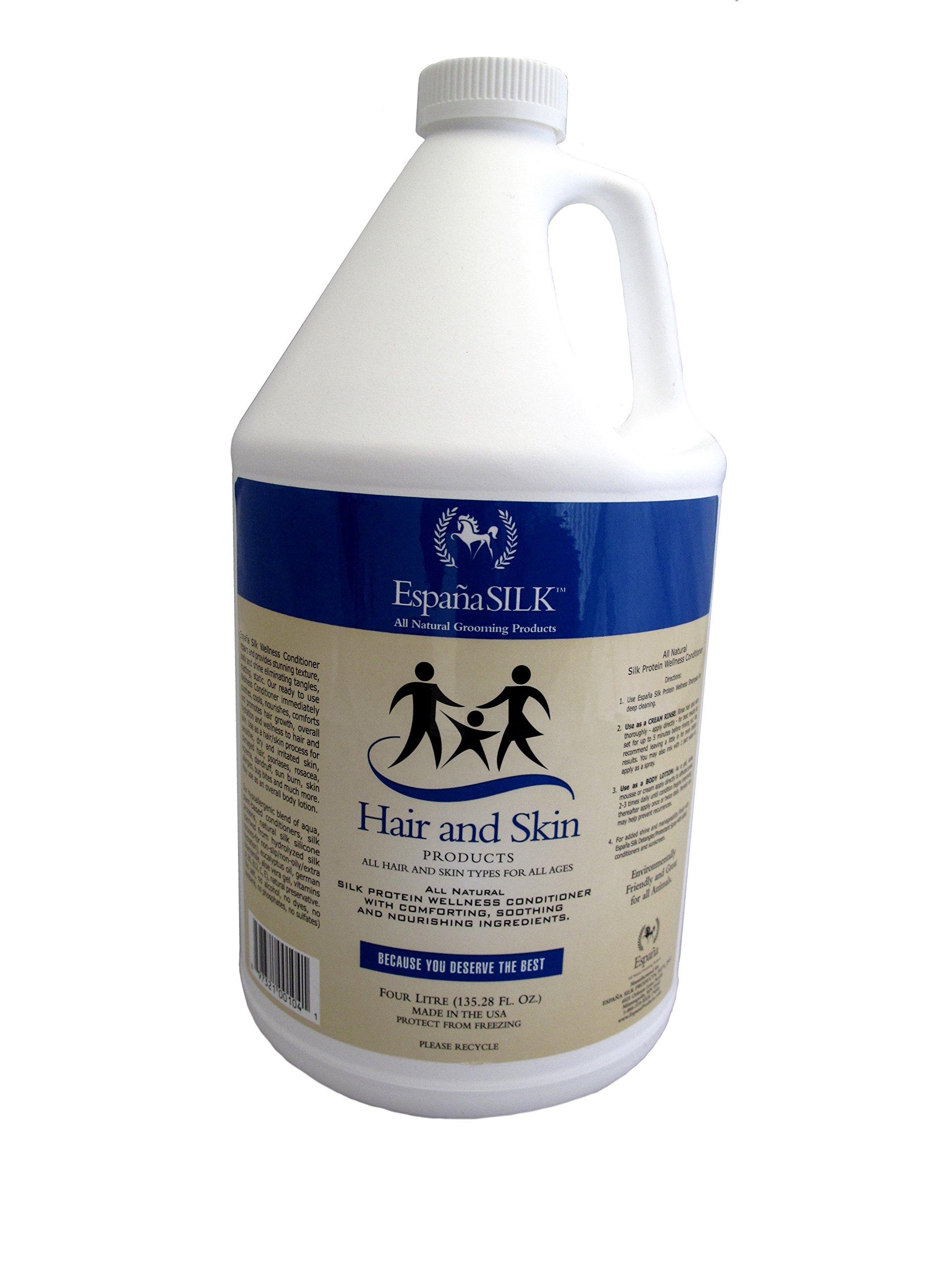 Espana Silk ESP2125P 135.28 oz Protein Wellness Conditioner, 4 L by EspanaSILK