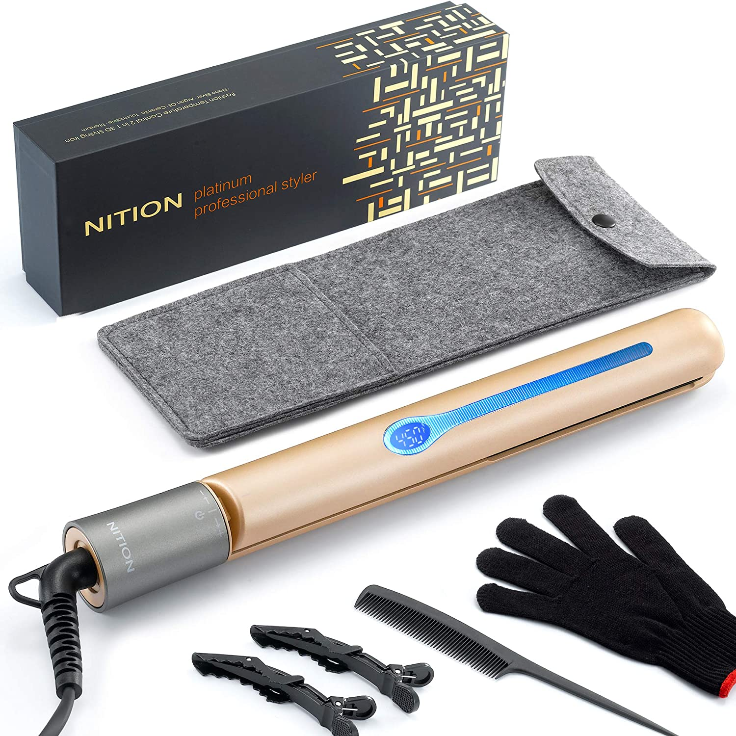 Best Hair Straightener Black Friday [year] Deals & Sales 4