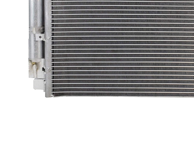 A//C Condenser For 2007-2015 GMC Terrain Chevy Equinox 4CYL V6 Fast