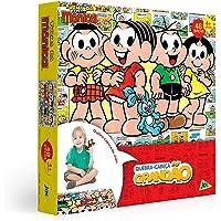 Grandão 48 Peças Turma da Monica Toyster Brinquedos