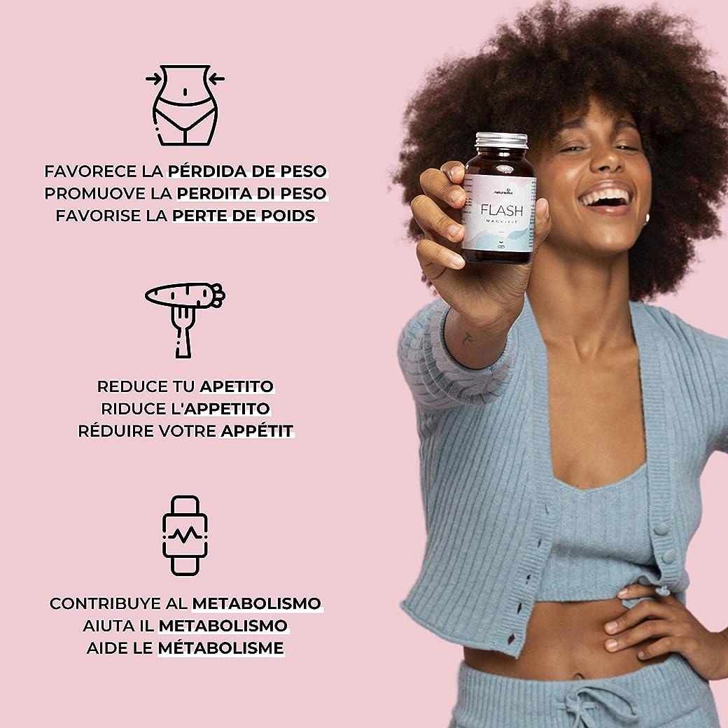 MAGRIFIT FLASH | Suplemento 100% natural para dieta