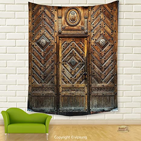 Amazoncom Vipsung House Decor Tapestryrustic Decor Collection Old