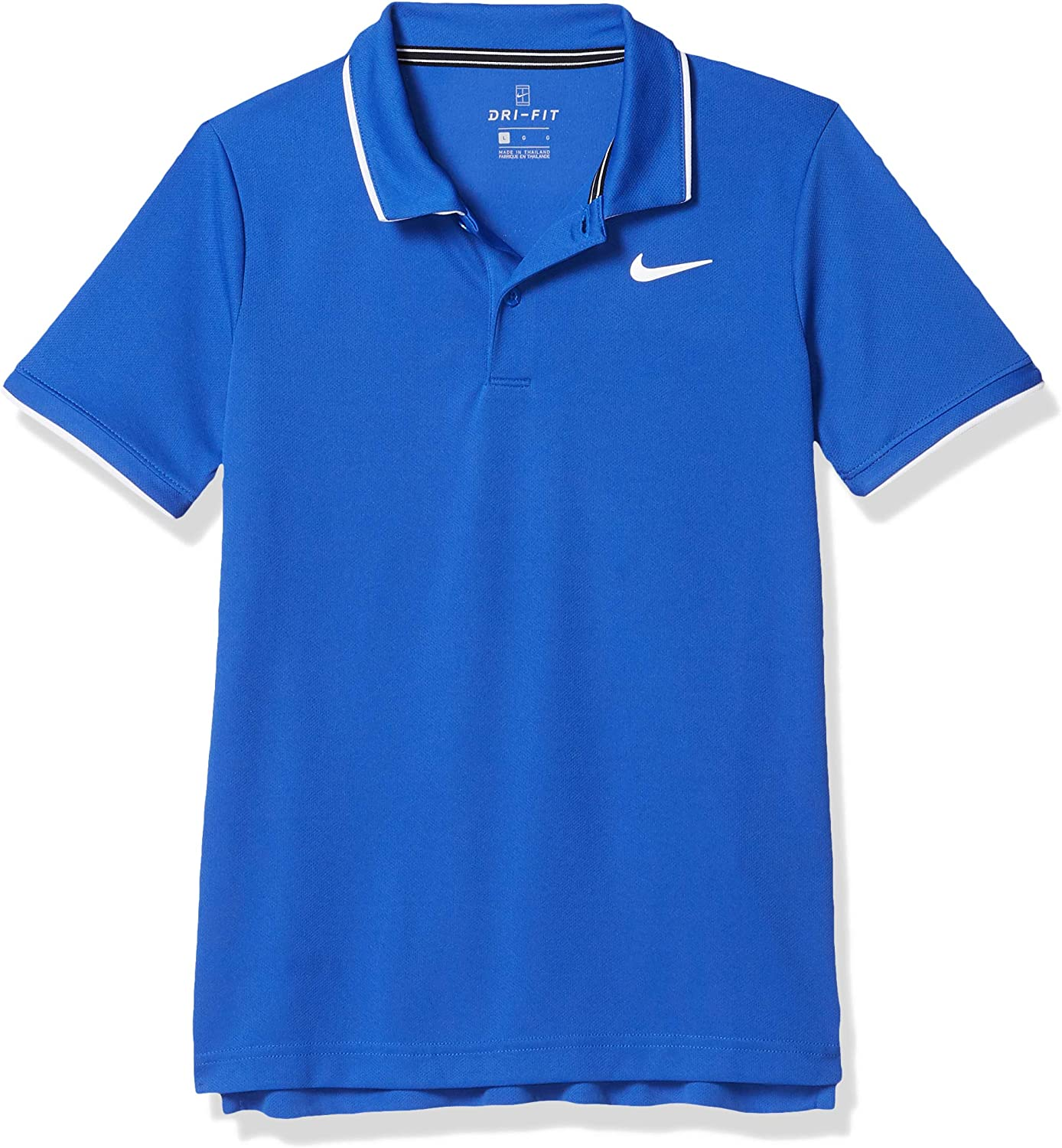NIKE B Nkct Dry Polo Team Short Sleeve, Niños
