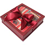 Gourmet Coffee Gift Set - Coffee Gift Basket - Coffee Lovers Gifts - Coffee Gift Set - Best Coffee Gift (Burgundy)