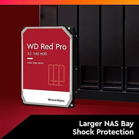 Wd Rot Pro 4tb 3 5 Nas Interne Festplatte 7200 Rpm Computer Zubehör