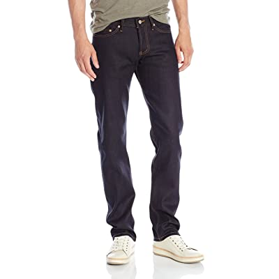 Naked & Famous Denim Men's Weird Guy Denim Jean: Clothing