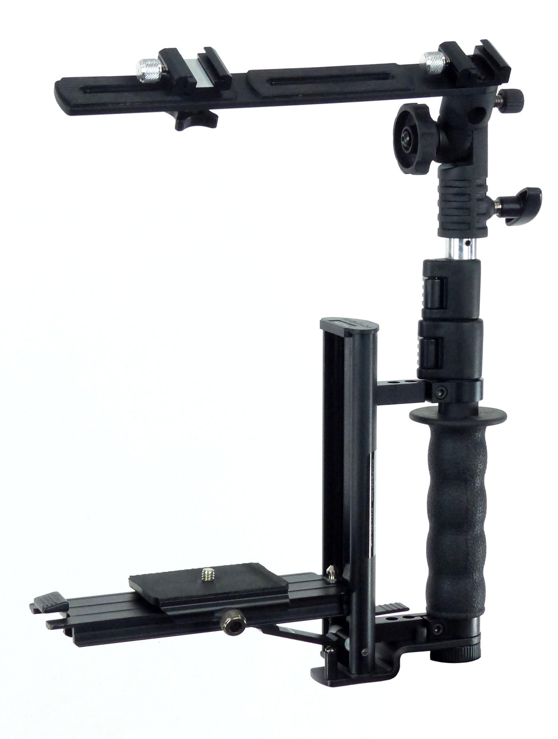 Alzo Flip Flash Bracket for Nikon Cameras by ALZO digital