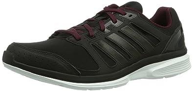 himno Nacional Ashley Furman Levántate  adidas Men's Epic Elite M Running Shoes, Black 1/Light Maroon, 8 ...