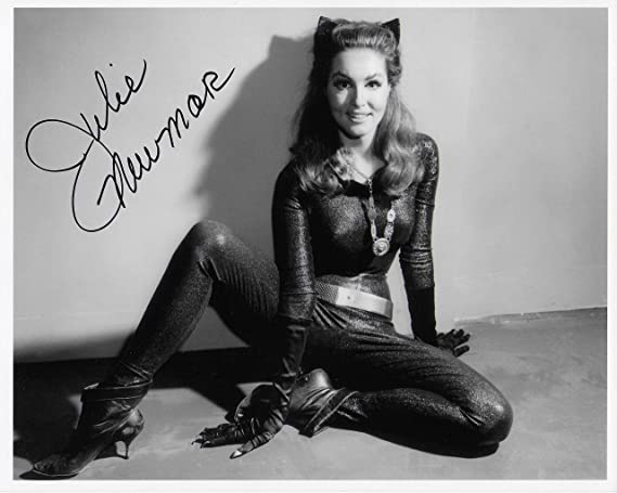 Julie Newmar stupefyin jones